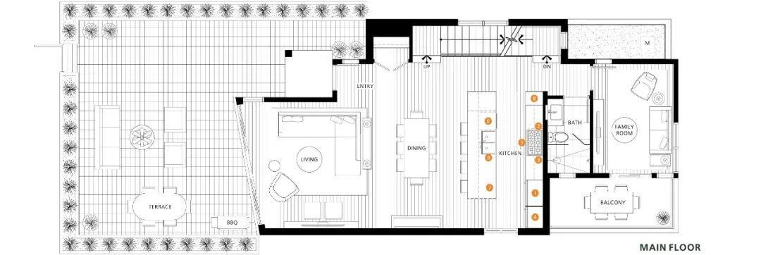 罕见!独立屋总价竟低于同小区公寓!知名开发商打造,主卧带两个走入式衣橱 | 户型赏析