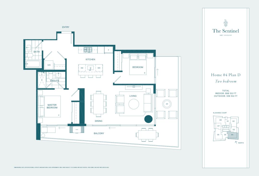 起价仅$60+万,入住西温稀缺高层公寓,10分钟即达温市中心