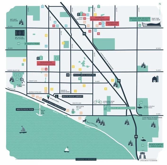步行即达白石海滨,南素里优异学区现稀缺独立屋项目,带独立出入可租单位