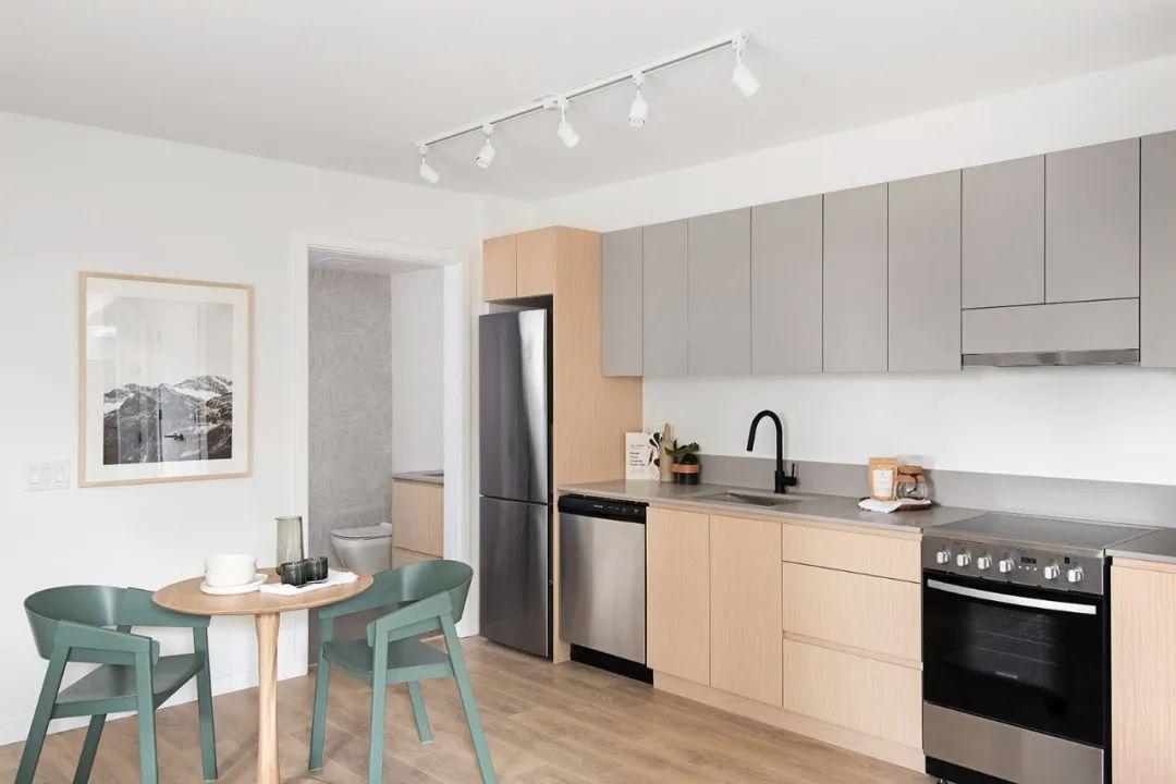 尺价低至$600+,入住2000尺大户型联排,还带独立出入可租单位!
