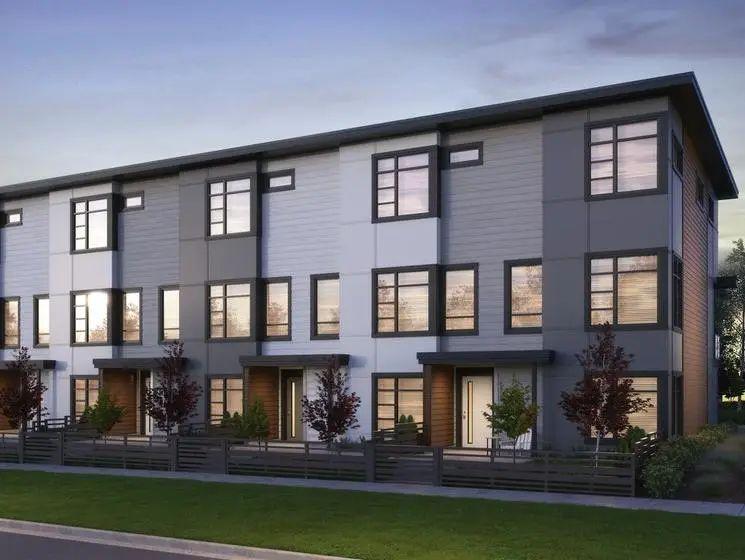 起价低至$60+万,入住传统西人区现代大户型联排,就读全新建造小学