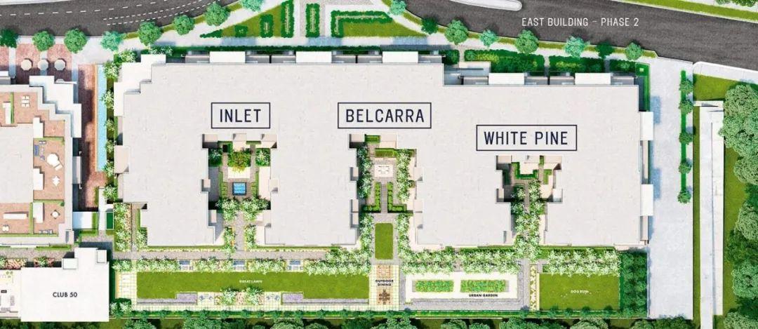 起价低至$47.99万,比邻天车站,入住面朝海湾1-4房精品公寓