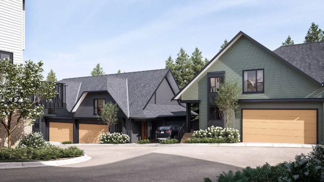 尺价低至$500+,3分钟即达高贵林中心,四房大户型联排和双拼今年入住!
