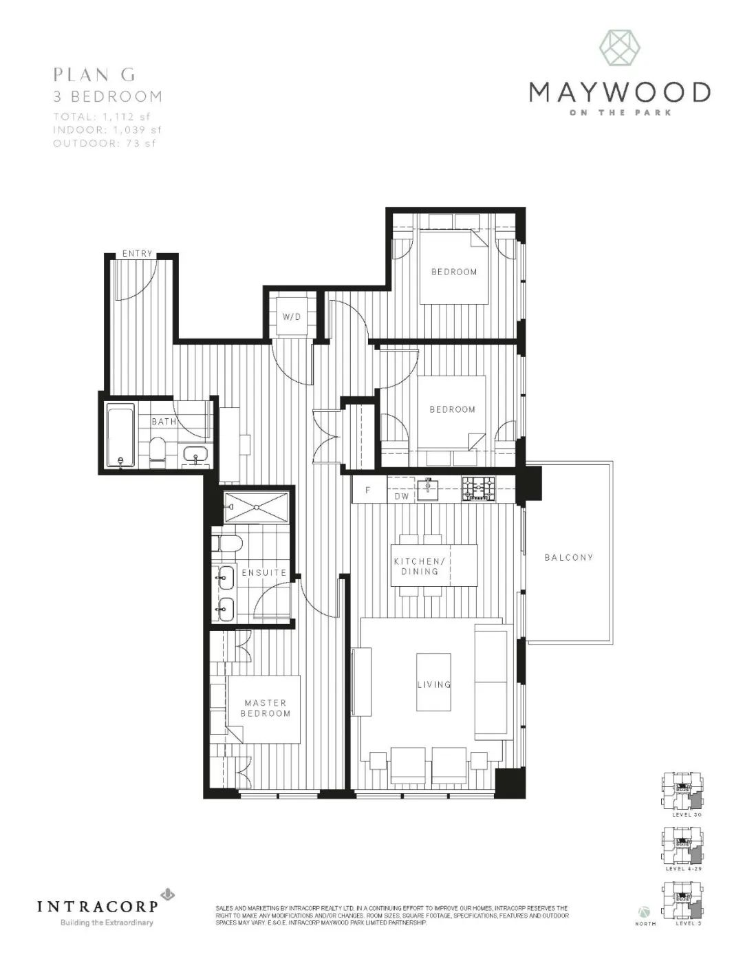 Metrotown黄金地段,低至$47.99万入住园畔高层单位,开启绿色人居生活