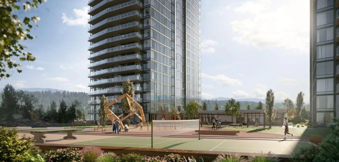 起价低至$30+万,5分钟步行达购物中心和天车站,入住丰富业主设施综合小区