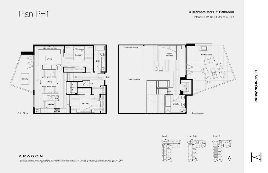 定金低至5%,$40+万起入住大温水岸社区、采光充足Loft风格错层公寓
