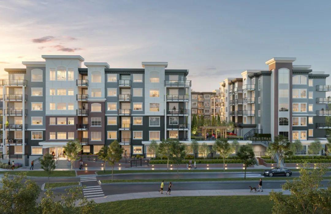 起价低至$25.99万,距温哥华市中心仅30分钟车程,入住中心地段现代公寓