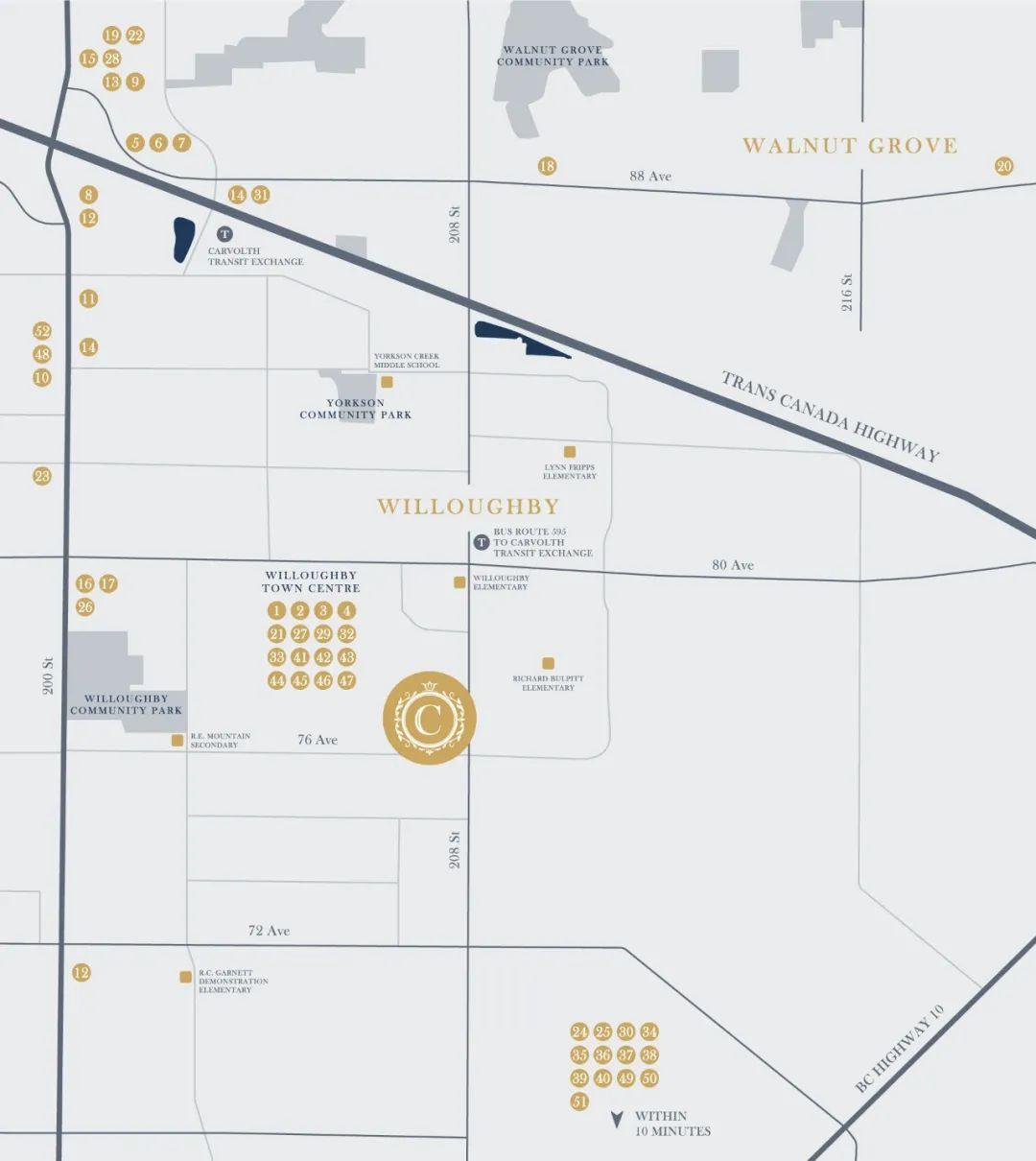 起价低至$69.99万,入住热门地区大户型联排,5-10分钟即达Costco及购物商圈