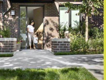 温西黄金地段尺价低至$1000+,即刻入住与大型公园相连的2房花园公寓   户型赏析